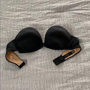Victoria's Secret push up strapless bra